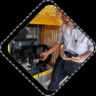 質量管理體(ti)系扇叶,品質保障