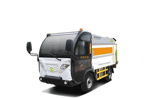 压缩式环卫垃圾车4个常见问题及对策