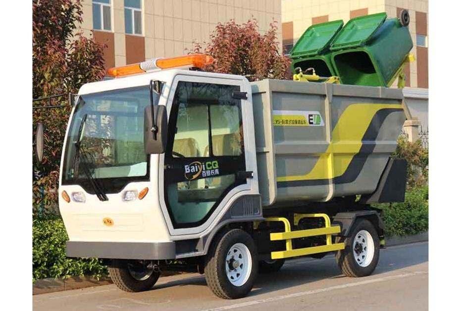 环卫垃圾车装卸垃圾的步骤有哪些