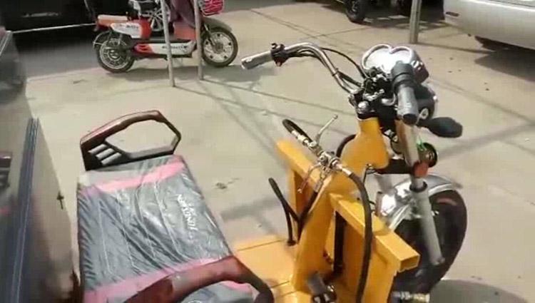 高压清洗车使用方法