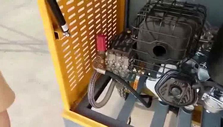 高压清洗车调压阀