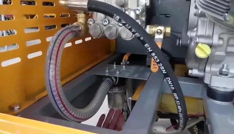 高压清洗车水源过滤器