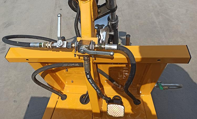 小型高压冲洗车液压式阀门