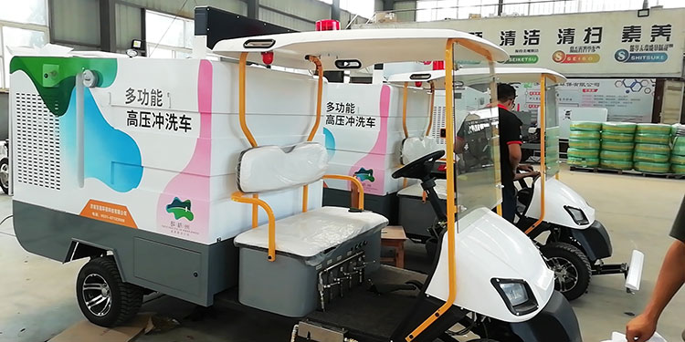杭州定制版四轮高压冲洗车